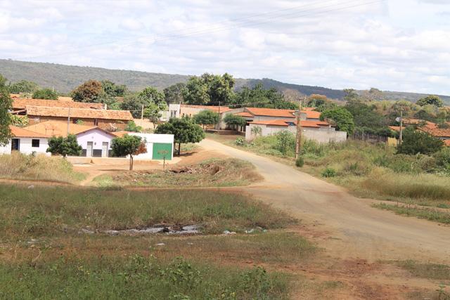 Santana do Piauí - Comunidade Lagoa dos Marcelinos