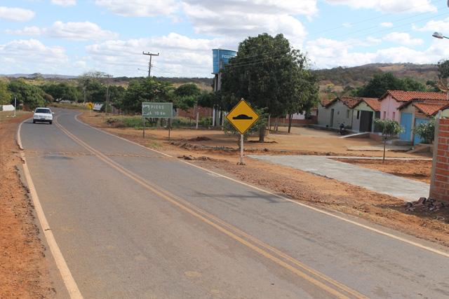 Santana do Piauí - Comunidade Queimada da Ema