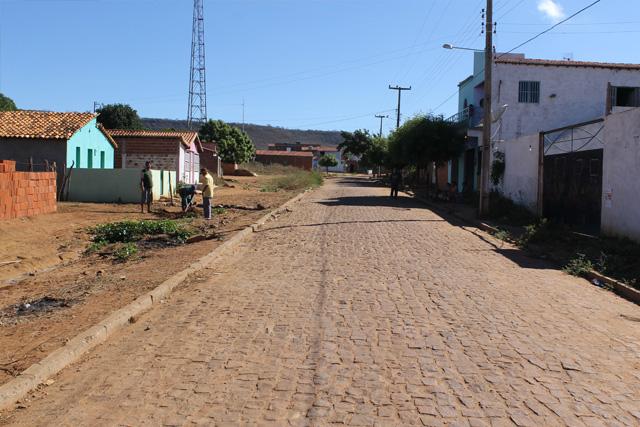 Santana do Piauí - Comunidade Barro